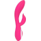 BMS Factory Harmony Pink Wonder Lust вибратор-кролик, 12.5х2.5 см (голубой)
