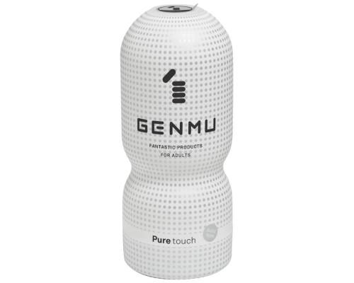 Genmu-Pure Touch - мастурбатор, 15,8х6,7 см.