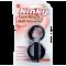 Topco Sales Kinky Cock Ring & Ball Harness - двойное эрекционное кольцо