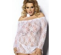 ANS Cobayo эротическое кружевное платье (5XL/6XL)