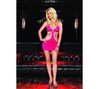 Leg Avenue LEG28022M/L - Платье M/L, (розовый)