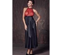 Длинное эротическое платье с открытой спиной Anais Apolonya (M)