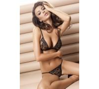 Роскошный сексуальный комплект Anais Donna без пояса (M)