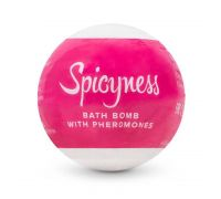 Obsessive Spicy - бомбочка для ванны с феромонами, 100 г
