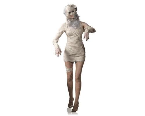 Leg Avenue Egyptian Mummу LEG85020M/L - Костюм Египетской мумии M/L, (бежевый)