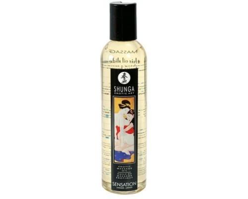 Массажное масло Shunga, 250 мл (стимулирующее)