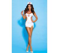 Dolce Piccante ролевой костюм медсестры (S/M)