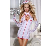 Dolce Piccante эротический костюм медсестрички (L/XL)