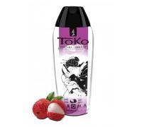 Shunga Toko Aroma Lubricant Lustful Litchee - Оральный лубрикант со вкусом личи, 165 мл