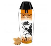 Shunga Toko Aroma Lubricant Maple Delight - оральный лубрикант со вкусом кленового сиропа, 165 мл