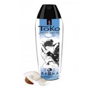 Shunga Toko Aroma Lubricant Coconut - оральный лубрикант со вкусом кокоса, 165 мл