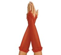 Roxana ROX64380300 - Перчатки сетка (красный)