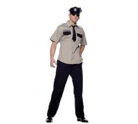 Leg Avenue Arresting Officer LEG83456M/L - Костюм Офицер Арест, M/L, (бежевый)