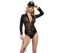 Dolce Piccante костюм полицейской (L/XL)