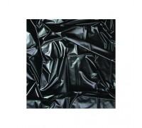 Непромокаемая простынь Sexmax Bedsheet, 180x260 см (черный)