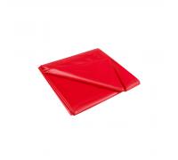 Непромокаемая простынь Sexmax Bedsheet, 180x220 см (красный)