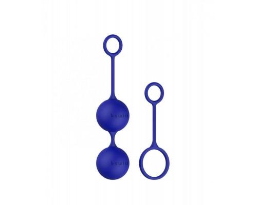 Вагинальные шарики B Swish bfit Classic (синий)