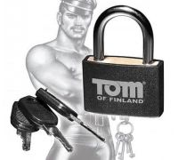 Tom of Finland Metal Lock - замок
