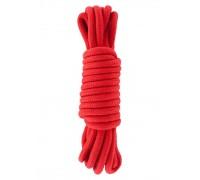 Hidden Desire Bondage Rope 5 meter - веревка для связывания, 5 м. (красный)