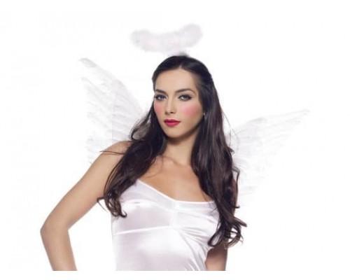 Leg Avenue LEG2065B - Крылья и нимб ангелочка, (черный)