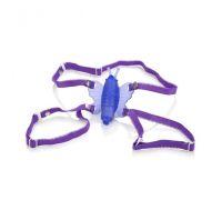 Вибратор клиторальный Micro Wireless Venus Butterfly, 8Х2,5 см (фиолетовый)