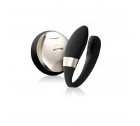Lelo Tiani - Вибратор для пар, 8.5х2.7 см (черный)