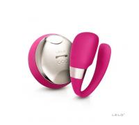 Lelo Tiani 3 - Вибратор для пар, 7х3.2 см (розовый)