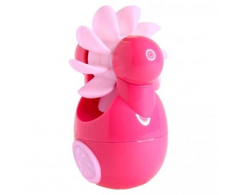Sqweel Go Oral Sex Toy - вибратор, имитирующий оральные ласки (розовый)
