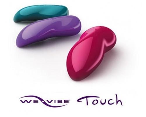 Вибромассажер We-Vibe Touch (фиолетовый)