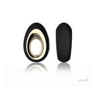 Lelo Alia - мини-вибратор для клитора, 8.5х5.7 см (черный)