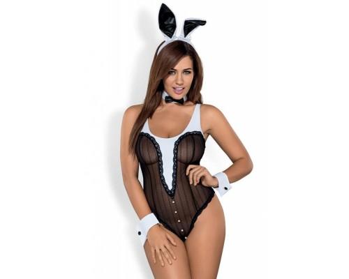 Сексуальный костюм Obsessive Bunny body (L/XL)