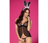 Эротический костюм Obsessive Bunny 815-CST-1 (S/M)