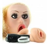 Секс-кукла Carmen Luvana CyberSkin®