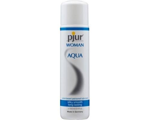 Лубрикант на водной основе pjur Woman Aqua 100 мл