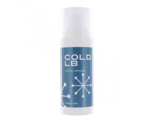 Лубрикант Erolution Cold LB: смазка на водной основе с охлаждающим эффектом