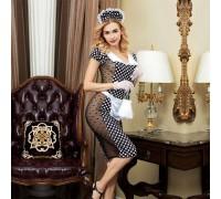 Эротический костюм горничной Скромница Катрин