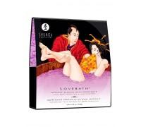Гель для ванны Shunga LOVEBATH - Sensual Lotus 650гр, делает воду ароматным желе со SPA еффектом