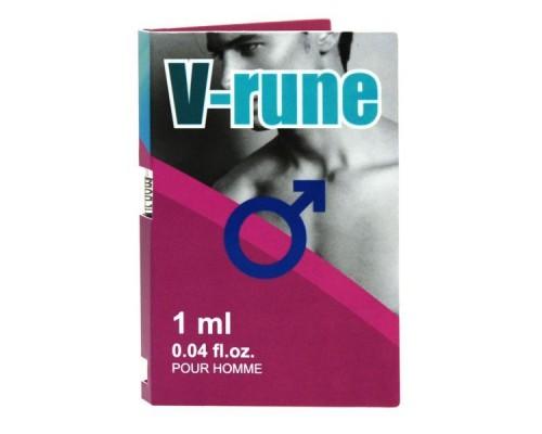Пробник Aurora V-rune for men, 1 мл
