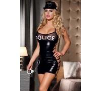 Костюм Sunspice «Дерзкая Полицейская» 3 предмета, O/S