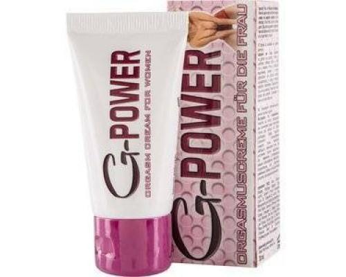 Возбуждающий крем для женщин G-power Orgasm Creme