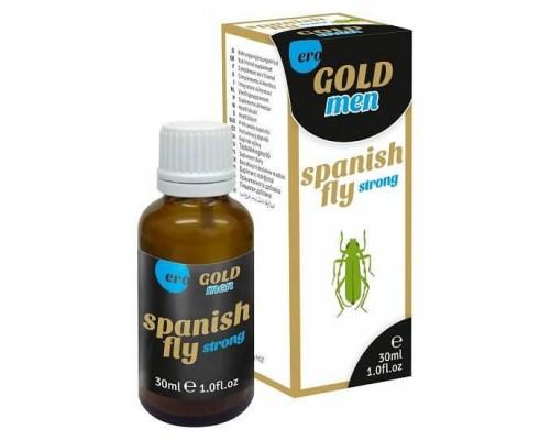 Возбуждающие капли для мужчин Spanish Fly Gold